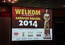 Uitreiking Agrafiek Award Varkenshouderij in beeld