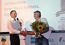 Loonbedrijf Van der Woerd wint Agrafiek Award 2016